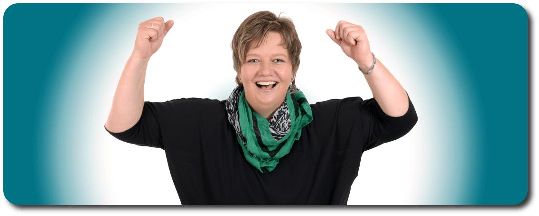 Tina Bammann – Really tough