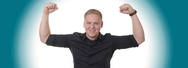 Henning Seevers – Echt stark